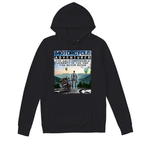 THE JOURNEY YOU NEVER BEGIN! - Unisex Hoodie