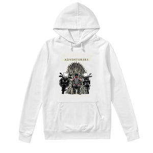 THE THRONE IS OURS ! - Unisex Hoodie
