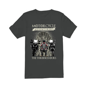 THE THRONE IS OURS ! - Premium Men's T-shirt