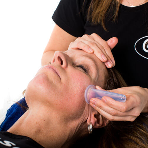 FASCIQ® Facial Cupping set
