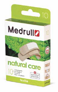 Náplasti Medrull  Natural Care