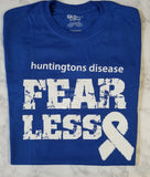 Fear Less - Ladies V-Neck (S-XL)