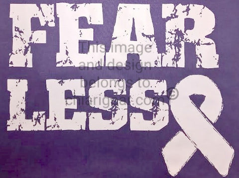 Fear Less - T-Shirt (S-XL)
