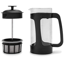 Load image into Gallery viewer, ESPRO P3 French press, 18 Ounce, Black