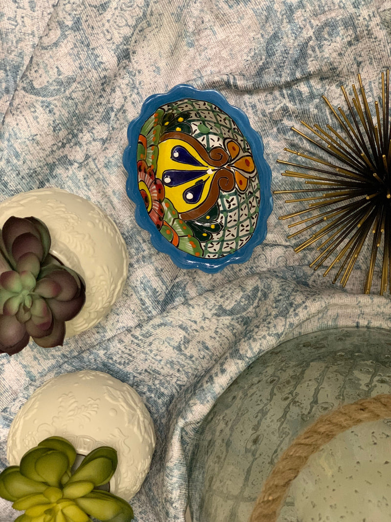 Talavera Poblana Oval Dishes