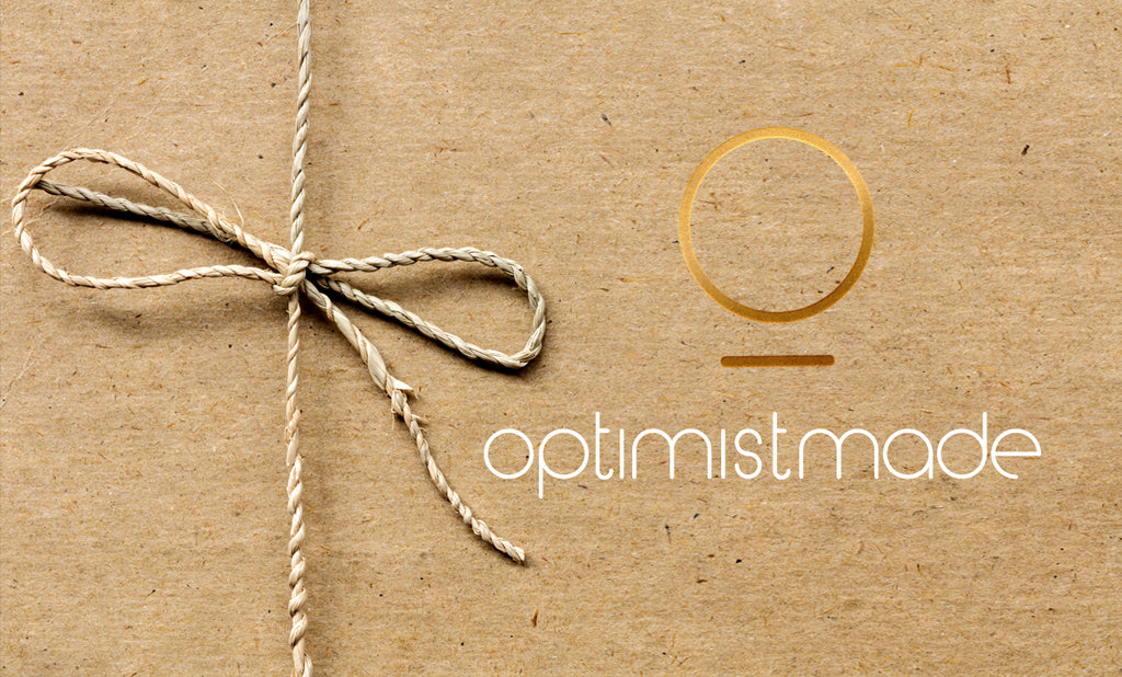 Optimist Made Gift Card