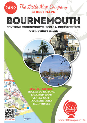 scan of Bournemouth, Poole and Christchurch Street Index