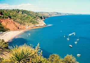photo of River Exe & Babbacombe Bay views
