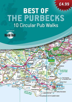 Best of the Purbecks - 10 Circular Pub Walks Book image