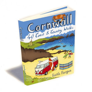 Cornwall - 40 Coast & Country Walks Book image