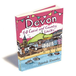 Devon - 40 Coast & Country Walks Book image