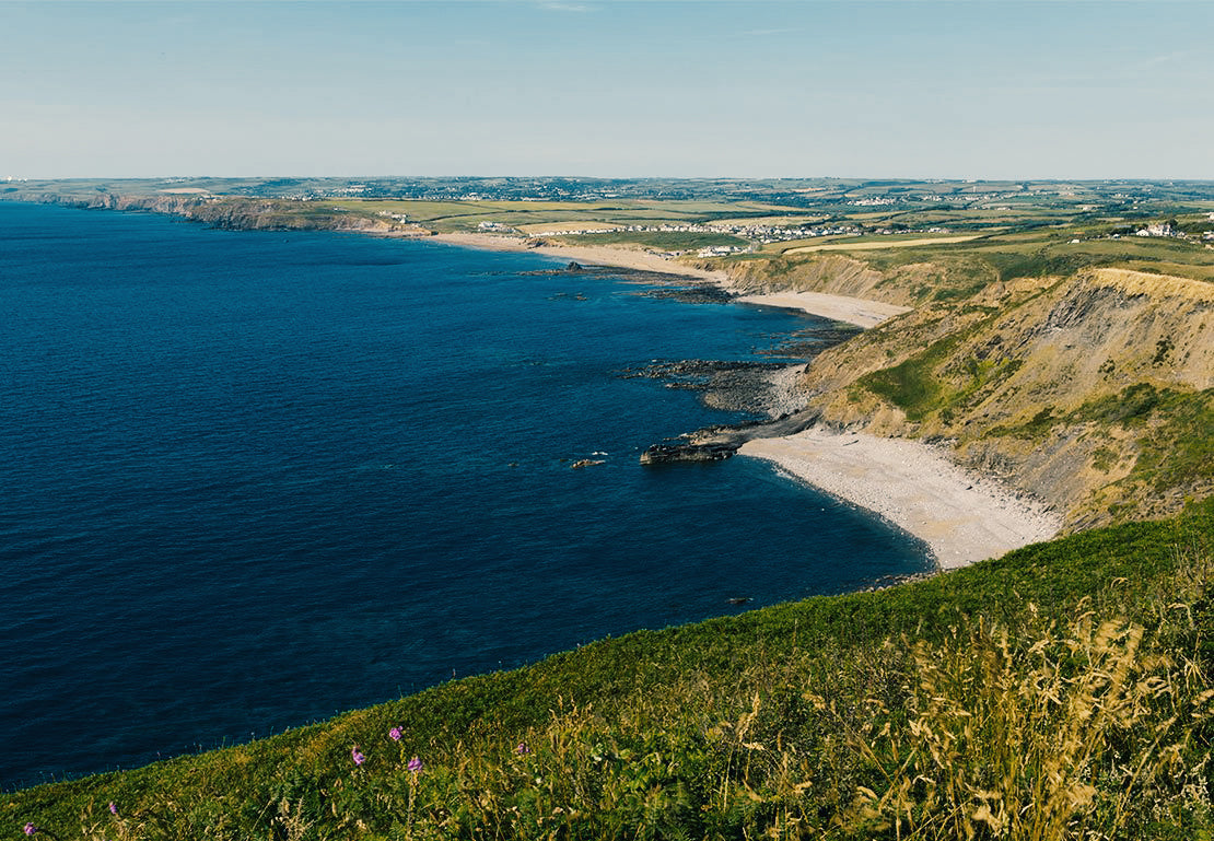 photo of Porthcothan views