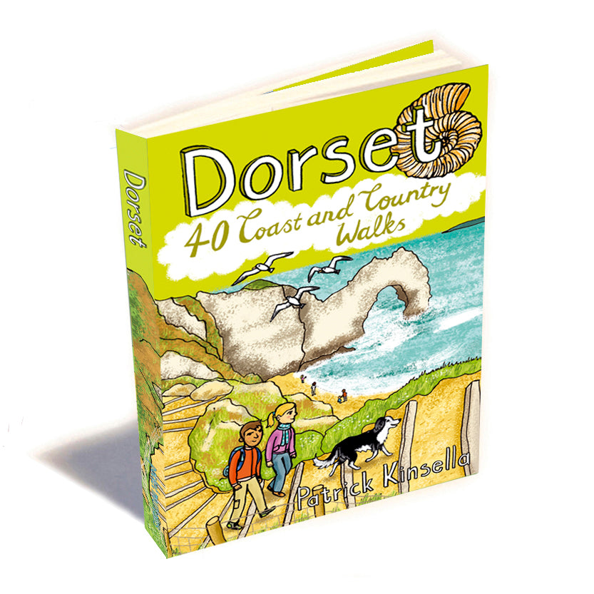 cover of Dorset - 40 Coast and Country Walks Book