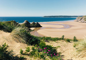 photo of The Gower views