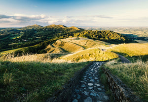 photo of Malvern Walks views