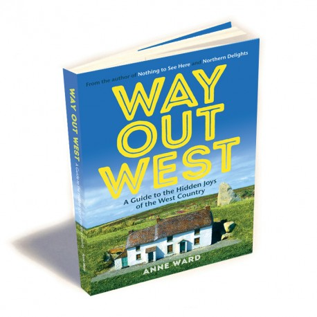 Way Out West - West Country Book | The Little Map Company image