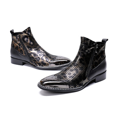 5448ecdae55 MEN'S DRESS BOOTS – zagNshoes