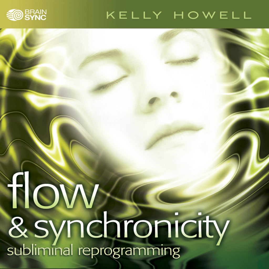 Flow and Synchronicity Binaural Beats by Kelly Howell.