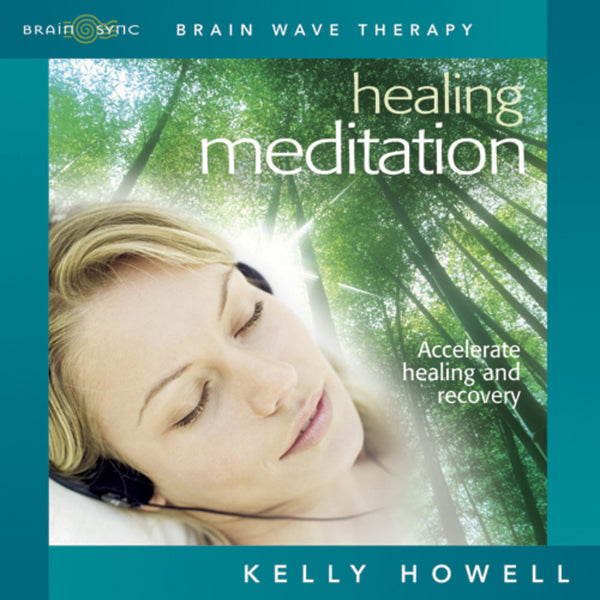 Healing Meditation Binaural Beats by Kelly Howell.