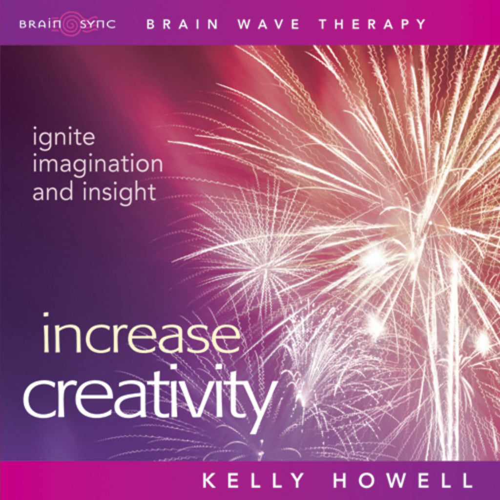 Increase Creativity CD