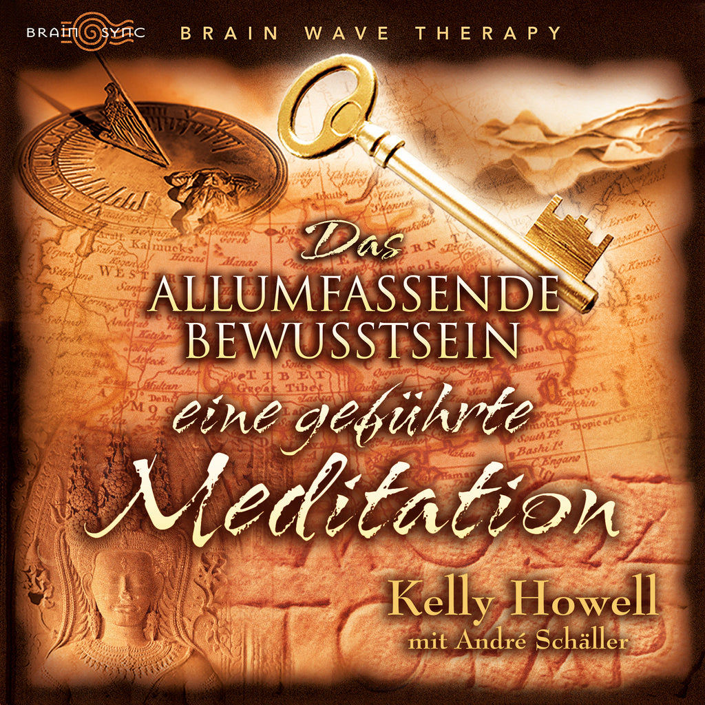The Secret Universal Meditation German Binaural Beats by Kelly Howell.