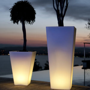 RUMBA Pot Plant LED and Bluetooth Lighting