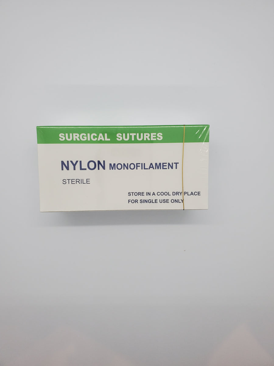 *This is an add on product. Cannot be purchased on its own* BOX OF 12ct SUTURES