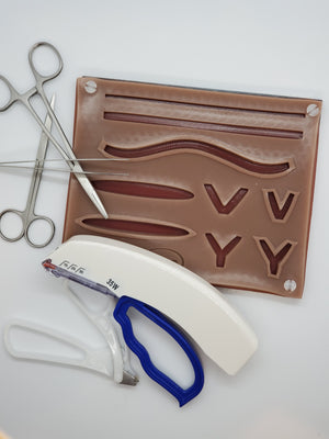 The Suture Buddy Pad (with logo) -Darker Skin Tone