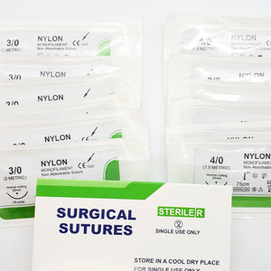 The Suture Buddy Kit with Port Holes