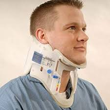 C-Collar - Adult, Adjustable.