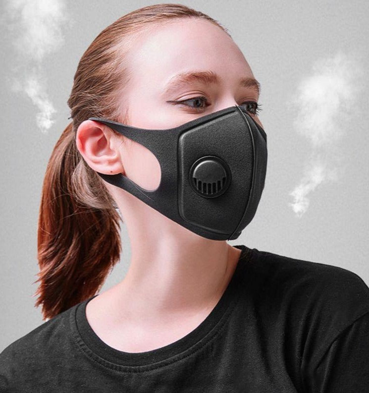Sponge Dustproof PM2.5 Face Mask