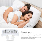 Electric Anti-Snoring Device
