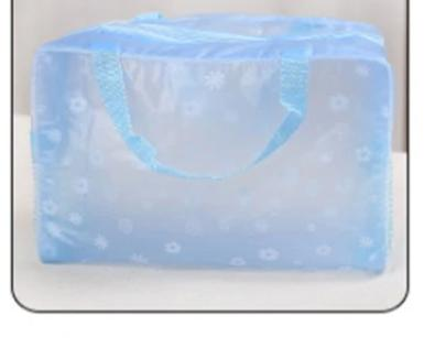 Toothbrush Cosmetic Pouch Organizer Bag