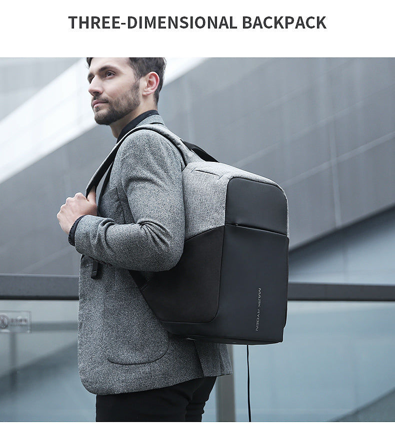 Multi-functional Anti-Thief Backpack
