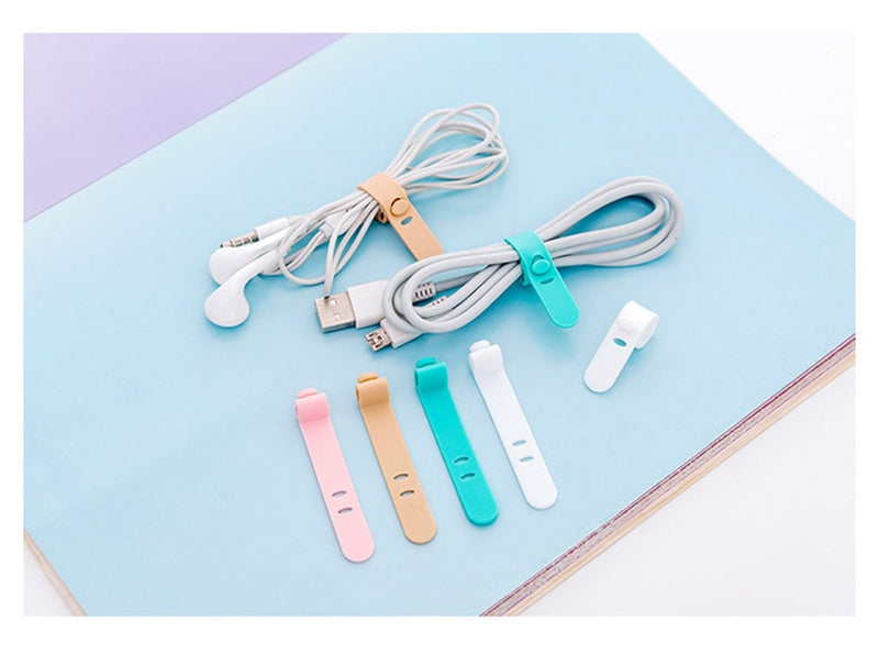 Cable Winder Travel Accessories Earphone Protector