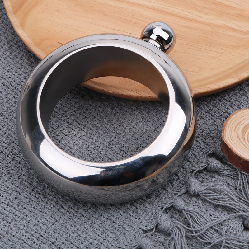 Bangle Bracelet 3.5oz Hip Flask