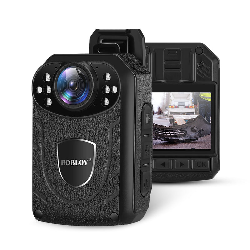 Ultra HD Police Body Camera
