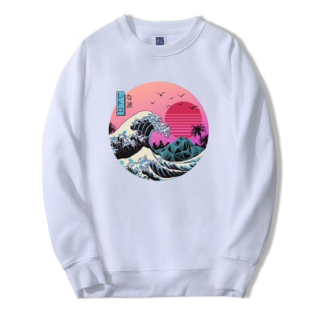 Retro Wave Sweatshirt