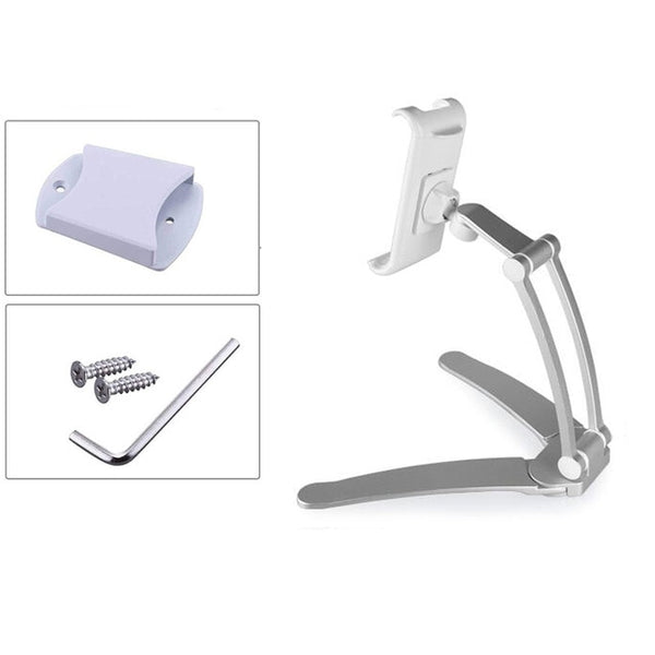 3-IN-1 WALL COUNTER TOP KITCHEN TABLET MOUNT STAND