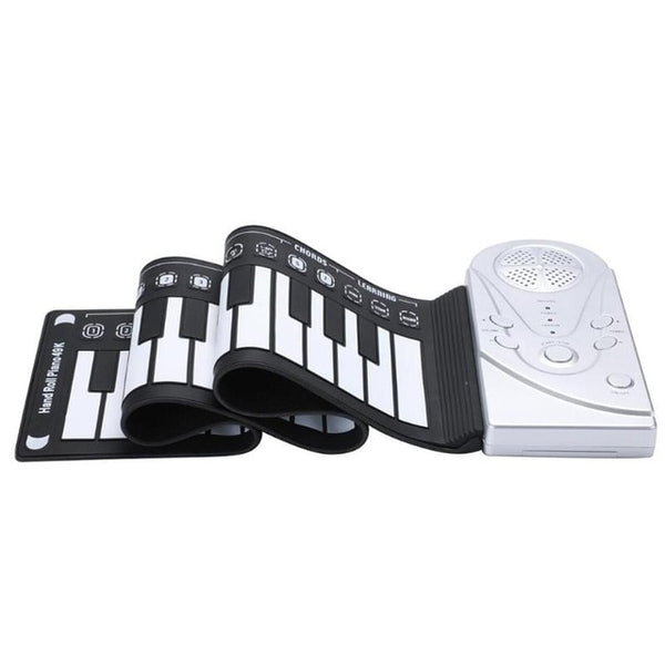 Hand Roll Up Portable Piano
