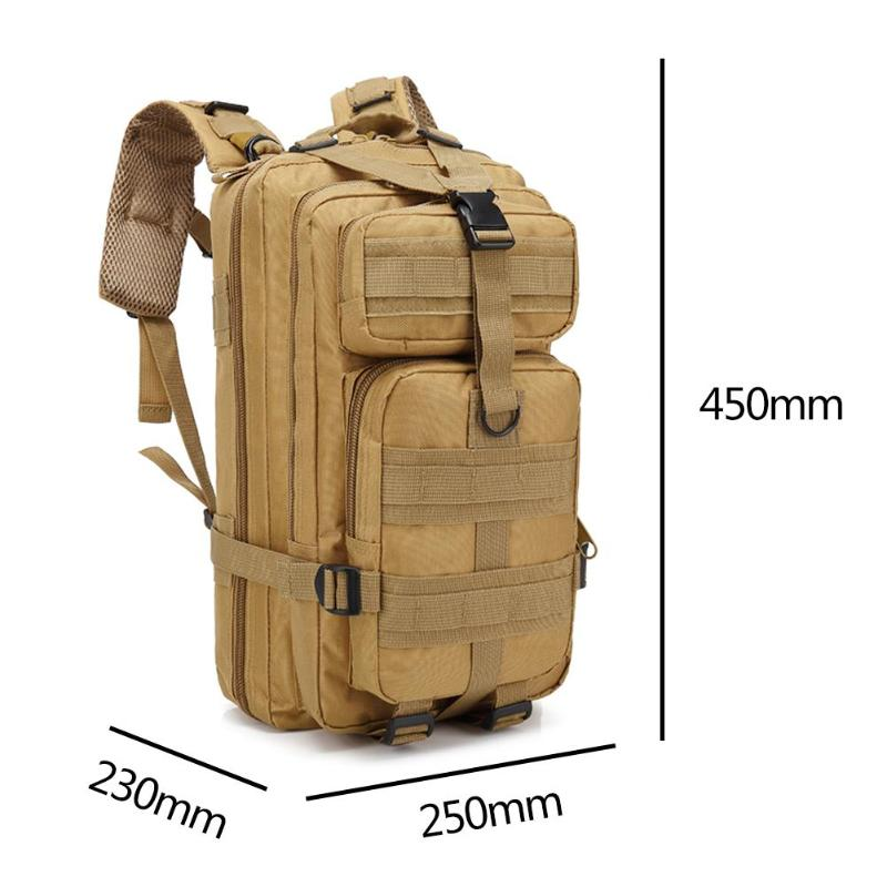 30L Tactical Military Waterproof  Backpack
