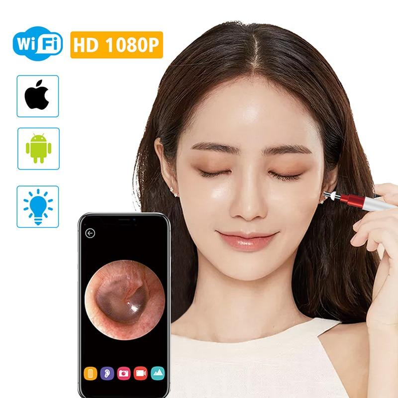 1080p Wifi Home Endoscope