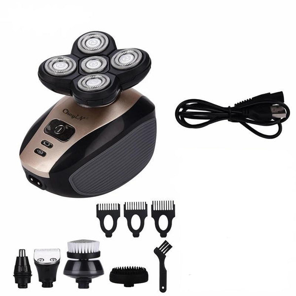 5 in 1 Premium 4D Electric Shaver