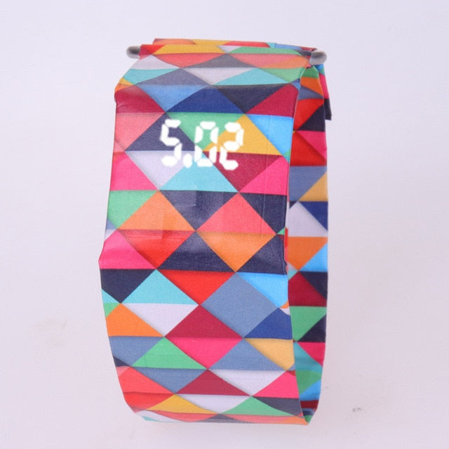 Creative Paper Watch