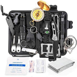 Survival Kit Emergency Survival Gear Kit Pack & Equipment Tools