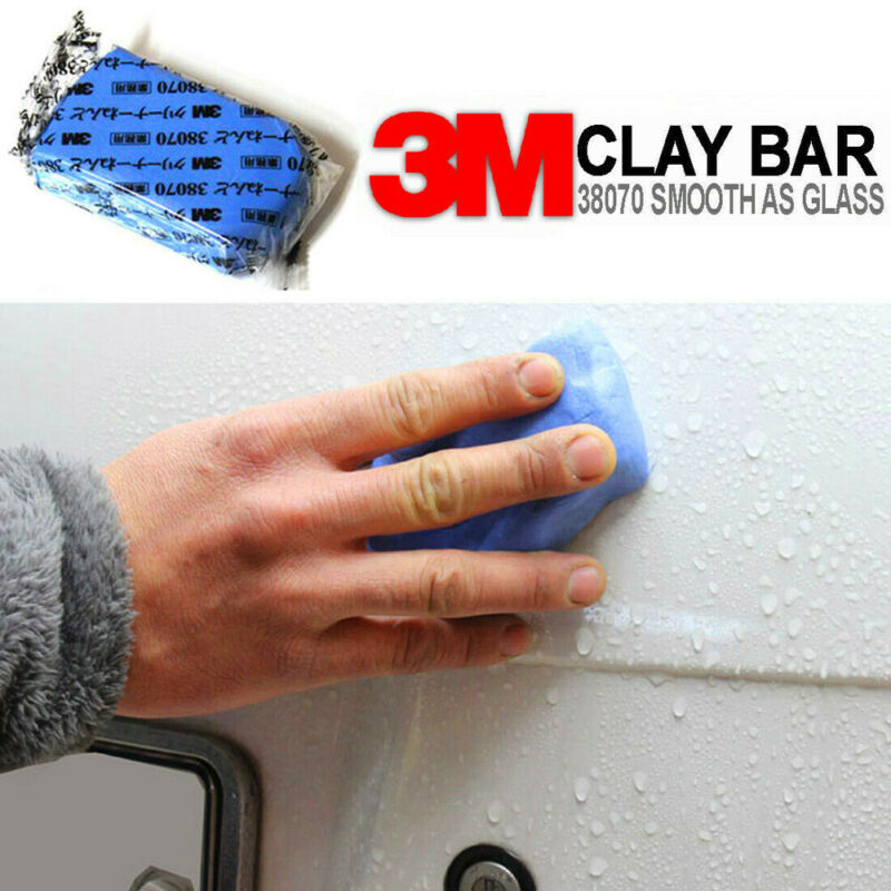 3M 200g Professional Clay Bar Car Auto Vehicle Detailing