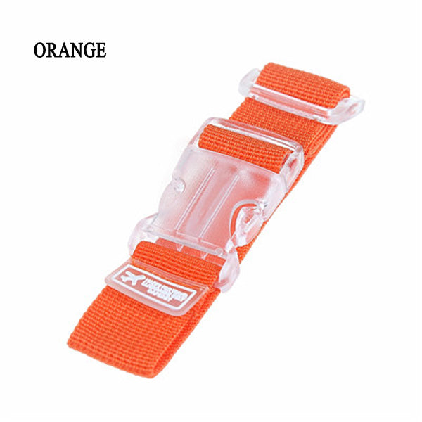 Adjustable Nylon Luggage Straps Suitcase Accessories Hanging Buckle