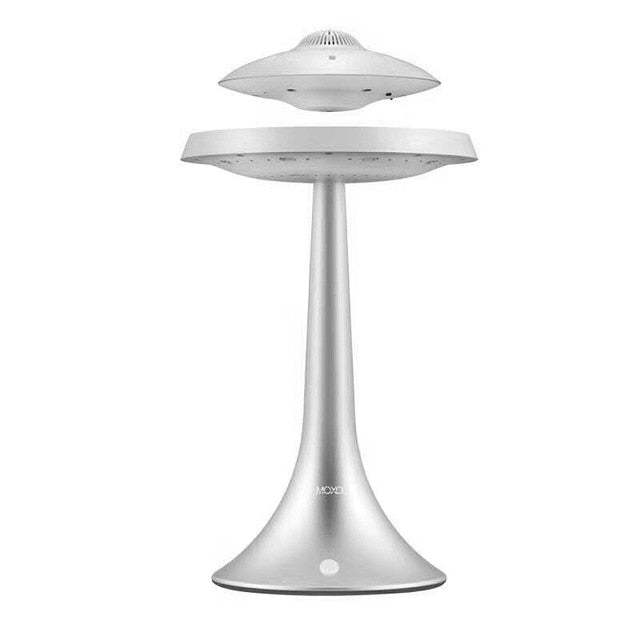 Levitating UFO bluetooth Speaker Lamp
