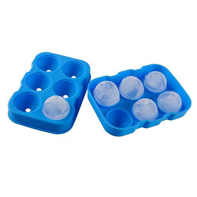 Silicone Ice Sphere Mold