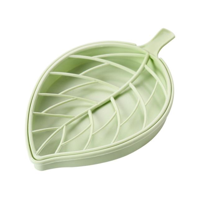 Leaf Shape Detachable Soap Box